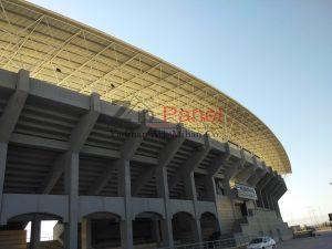 زیپ پانل استادیوم 15000 نفری کرمانشاه