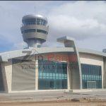 ایستادرز سقف کلزیپ کالزیپ بمو و ایستادرز در فرودگاه ماکو