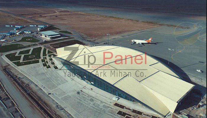 پروژهای سالن ترمینال و ساختمان تکنیکال فرودگاه ماکو