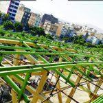 پروژه ورزشگاه انقلاب کرج2