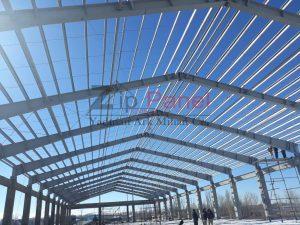 پوشش سقف زیپ پانل در تبریز بهترین پوشش سقف