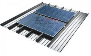 پنل خورشیدی زیپ پانل